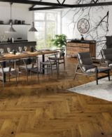 Parquet authentique
